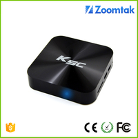 Amlogic S805 bluetooth 4.0 Android 4.4 small mp4 satellite receiver