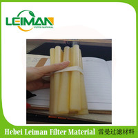 High quality fast curing EVA 100% Solid hot melt glue for air filter