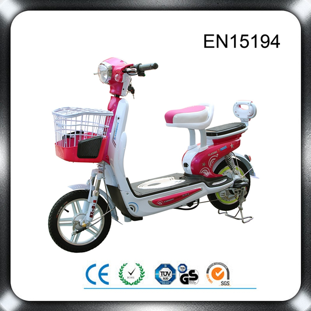2 Wheel mini electric bicycle 350w electric motorcycle