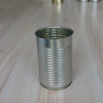 7113# 3- PIECE Tin Food CANs Manufacturer