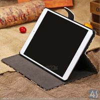 Luxury Colors Stand PU Leather Smart Cover Case For iPad air ipad 5 P-IPD5CASE065