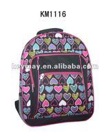 kids student school bag printing backpack