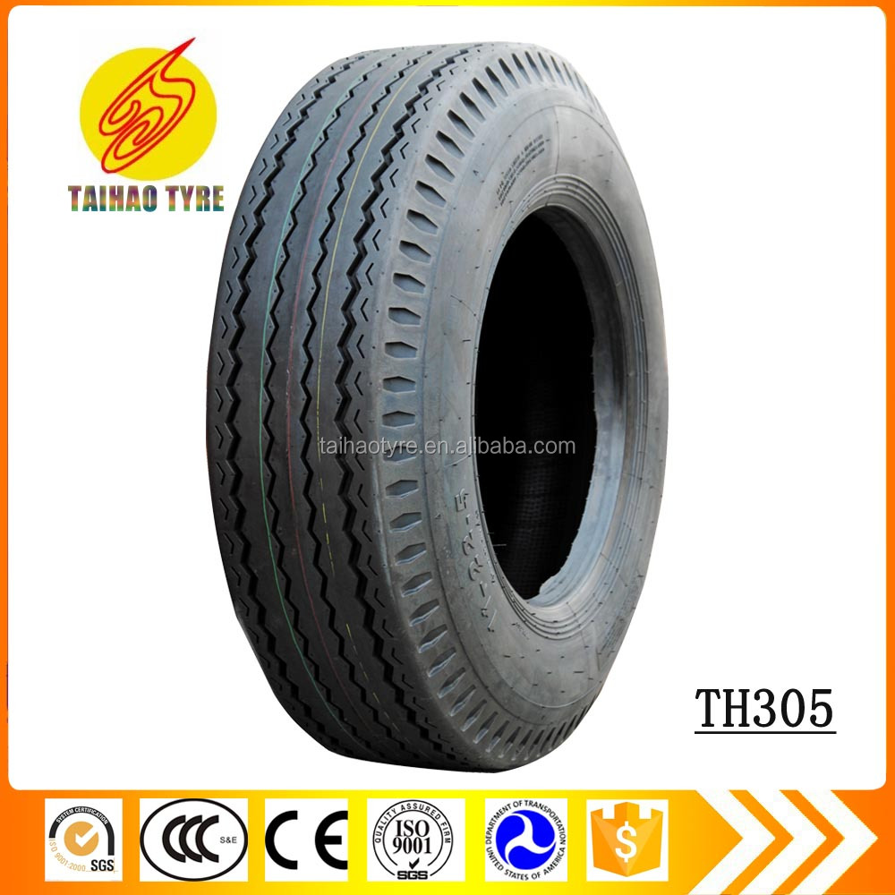 Tipper Used tyre Bias light truck trailer tyre mobile home tyre 8-14.5