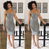 R1102H 2016 new fashion plain dyed sexy tight women dresses