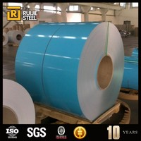 big stock DX51D prepainted galvanized steel coil, ppgi coil, color steel roof tile
