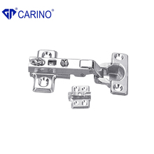 OEM design two way slide-on concealed hydraulic cabinet hinge