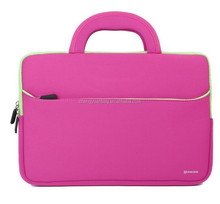 Top quality Style Soft Bag for iPads mini hard cover laptop case