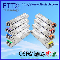 cheap mpeg4 satellite receiver china supply 3g sfp fiber converter transceiver module