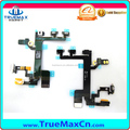 Power Mute Volume Control Button on/off Power Flex Cable for iPhone 5S OEM