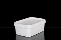 1000ml Rectangular Ice Cream Box / Container