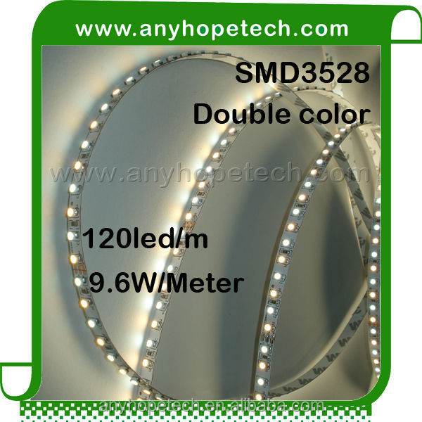 Tunable white 2700K 6000K IP68 waterproof 12 volt marine led strip lighting