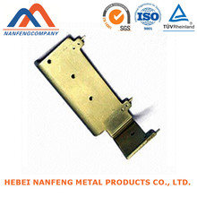Stamp Copper China Company OEM Stamping Precision Electric Copper Accessories