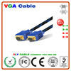 New Premium New Design 1.5m~100m Available lengths vga cable with audio cable