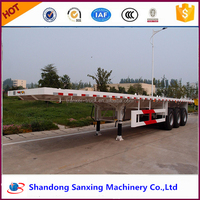 High Quality Flat Bed Trailers 3