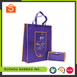 cheap custom china supplier high quality recycled foldable pp non woven bag