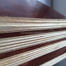 18mm marine film faced plywood poplar core