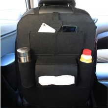 china wholesale 56*41cm felt car back seat organizer