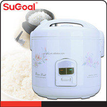 Deluxe Rice Cooker with Steamer Multi Cooker