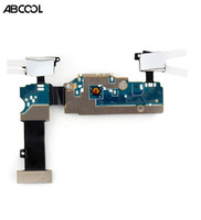 Top Quality USB Charging Port Dock Charger Flex Cable For Samsung Galaxy S5 Replacement Parts