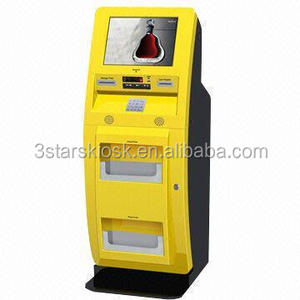 Commercial and public used photo booth kiosk with printer for new start business