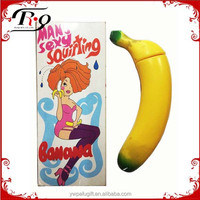novelty hen party man sexy squirting banana toy