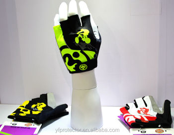 2014 New top quality cycle gloves open finger gloves Cycling Gloves