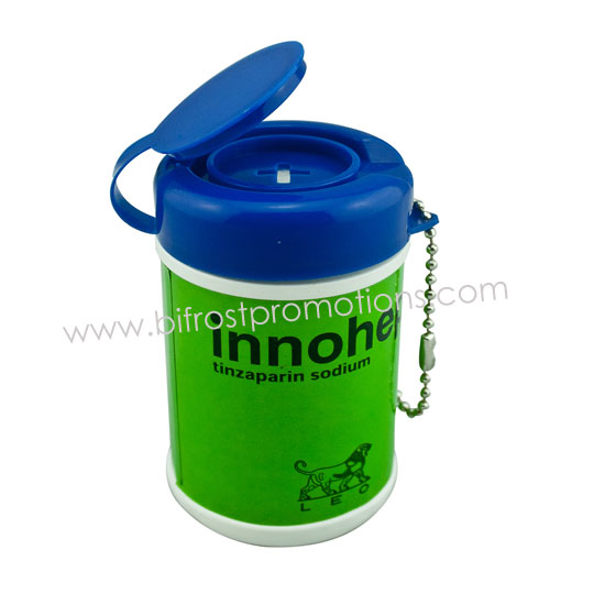 Plastic Containers For Wet Wipes Dispenser