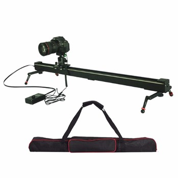 Factory Supply Westage Motorized Camera Slider With Timelapse Delay Controller