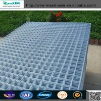1/4 inch 10 gauge concrete welded wire mesh /1 inch Galvanized Welded Wire Mesh Panel on sale