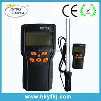 grain moisture meter, corn moisture meter, paper thermometer humidity temperature tester MD7822