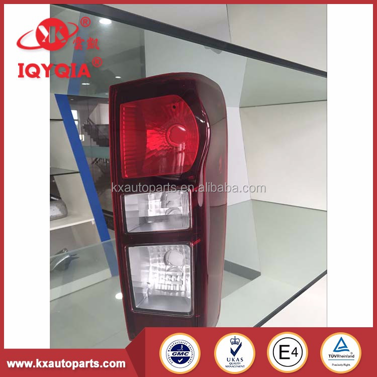 New Items clear led autobike taillight for ISUZU D-MAX 2012-