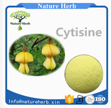China Manufacturer Cytisine 98% Cas 485-35-8 With Competitive Price
