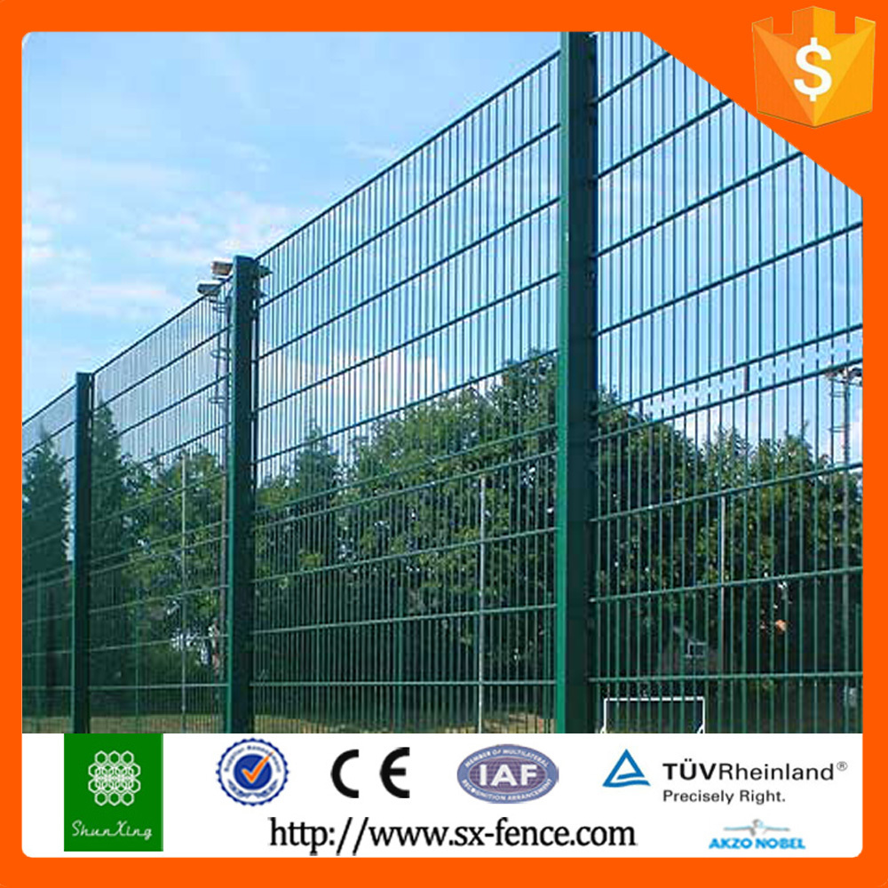 Alibaba alibaba hdg galvanized and pvc powder coated wire for 3d fence