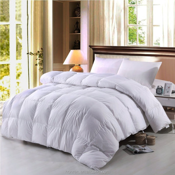 Luxurious Goose Duck Down Comforter Duvet Insert All Seasons Hypo-allergenic 750+ Fill Power