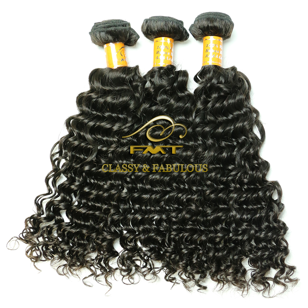 New Products Free Sample Brazilian Jerry Curly Human Hair Bundle Hair Pieces Apply