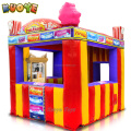 Mini Treat Shop Inflatable, Tickets Inflatable Tent
