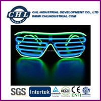 promotional party light up glasses, Custom led light glass for party