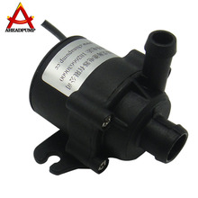 24 volt dc submersible 12v small brushless water pump