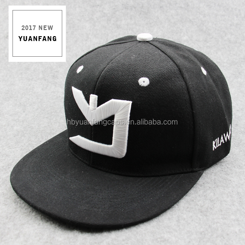 2015 New Style Cap 3D Embroidery Snapbacks Hat Guangzhou Factory