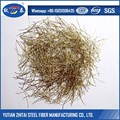Reinforced Concrete Dedicated Micro Coated Copper RPC Steel Fiber