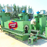 Hot sales! QGW series Sand Blasting Machine for cylinder internal surface
