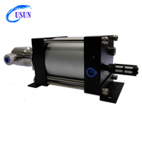 High-efficiency USUN Model:XH45 360 Bar Output automatic water pump installation