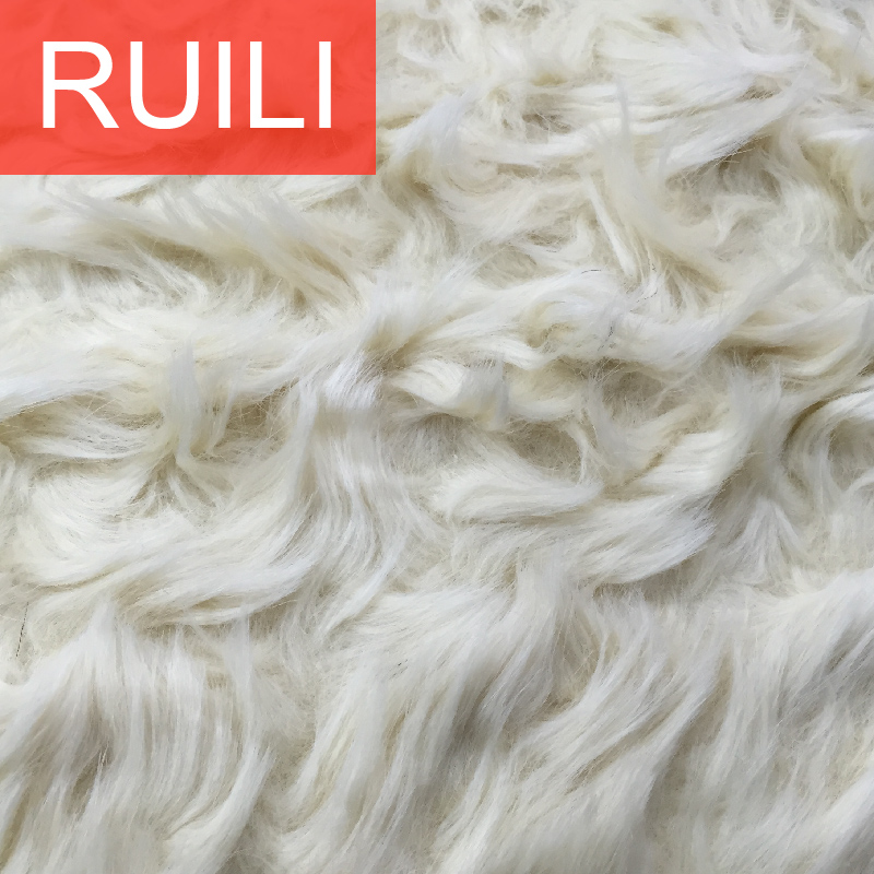 Luxury Faux Fur Fabric Fake Fur Supplier