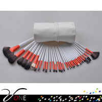 2016 new arrival and professional makeup tool set 32pcs makeup brush with high quality