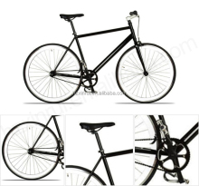 High quality 700C fixed gear bike carbon road bike complete single speed fixie bicycle