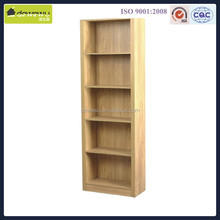 home furniture 5 tier study room modular modern bookcase