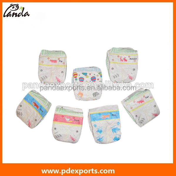 Double comfortable soft disposible sleepy baby potty training diaper manufacturer