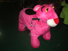 Profitable business opportunities motorized plush riding animals