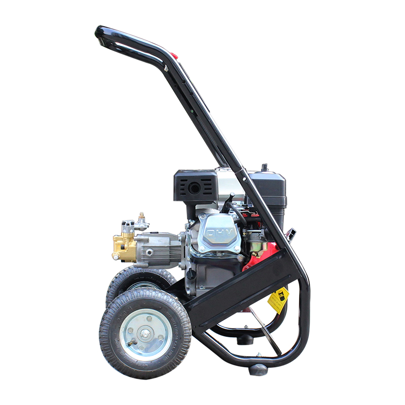 BISON 180A lowes pressure washer 6.5HP copper swashplate pump 180bar high pressure power washer