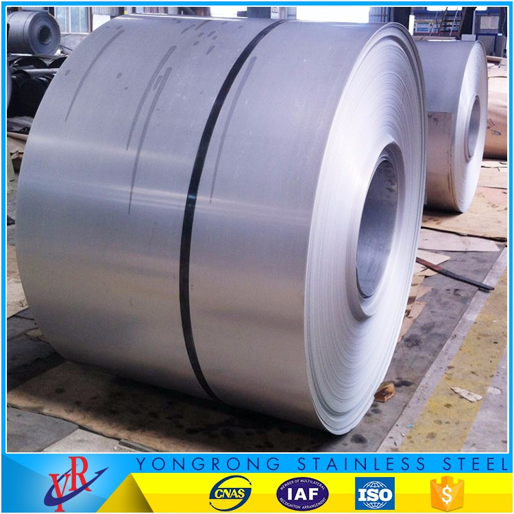 J1 J3 J4 201 Stainless Steel Coil quality control